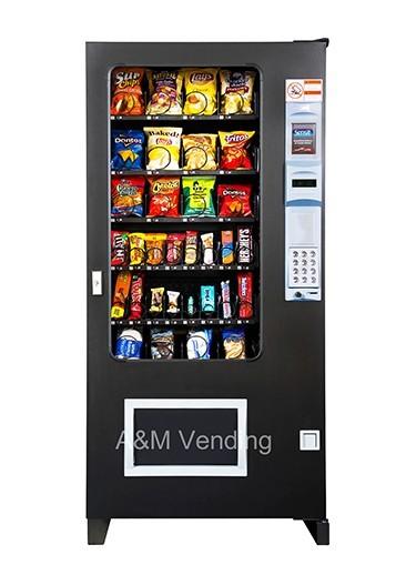 ams vending machine manual