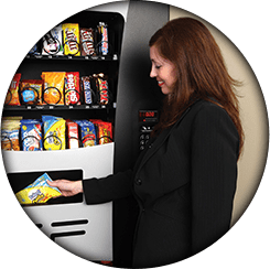 new and refurbished vending machines