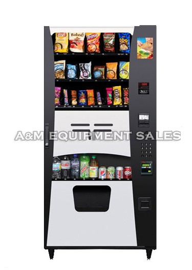 40SelectSnackModel3575 web opt 1 2 - The Ultimate Combo Vending Machine