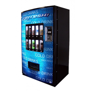 New Vendo 721 Live 247x296 - Vendo 721 Live Display Drink Machine