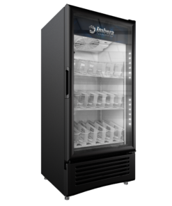 VR10 BLACK STD GRAVITY NO PRODUCT 247x296 - Imbera VR-10 Single Door Cooler