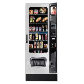 Combi 3000 Refrigerated – Frozen Combo Food Vending Machine