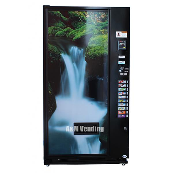 Vendo 721 Full Sign Drink Machine