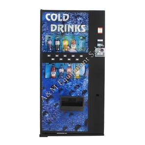 IMG 4757 247x296 - Dixie Narco 501E  Live Display Drink Machine