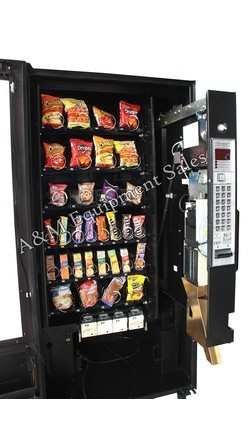 6600 - Automatic Products 6600 Snack Machine