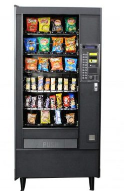 AP 111 e1496421906747 247x381 - Automatic Products 112 Snack Machine