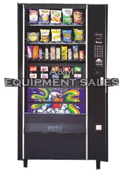 automatic products combo machine