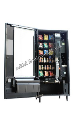 AP6 1 - Automatic Products 112 Snack Machine