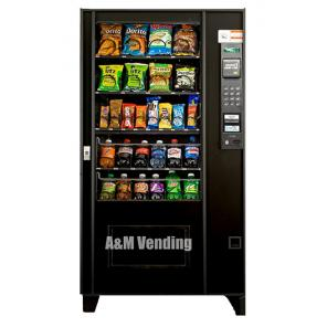 ams35 used drink snack combo machine 247x296 - Used AMS 35 Combo Vending Machine
