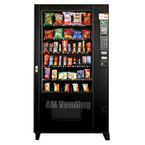 ams39 used snack food machine 247x296 - Used  AMS  39 Snack-Food Combo