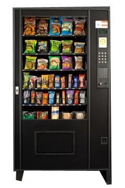 Refurbished AMS 39 Snack Machine