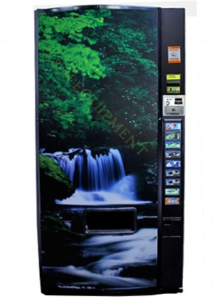 dixie narco501e used full sign drinkmachine e1484663654144 1 - Dixie Narco 501 E Single Price Soda Machine