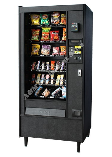 automatic products snack Machine