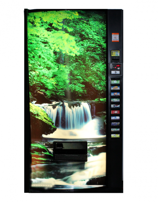 royal650waterfall 510x653 - Refurbished Royal 650 Drink Machine