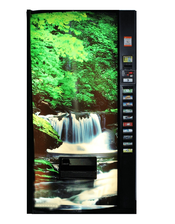 royal650waterfall - Refurbished Royal 650 Drink Machine