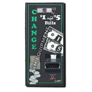 New Bill & Coin Changers