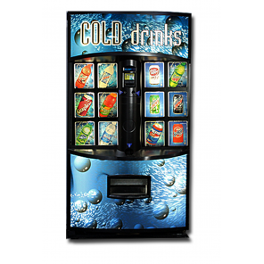 vendo soda machine