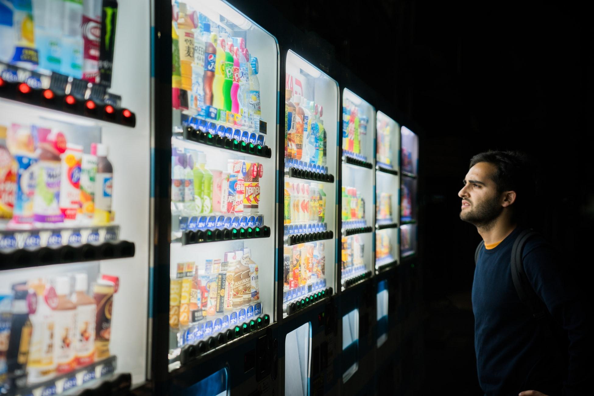 Vending Machine Business eBook